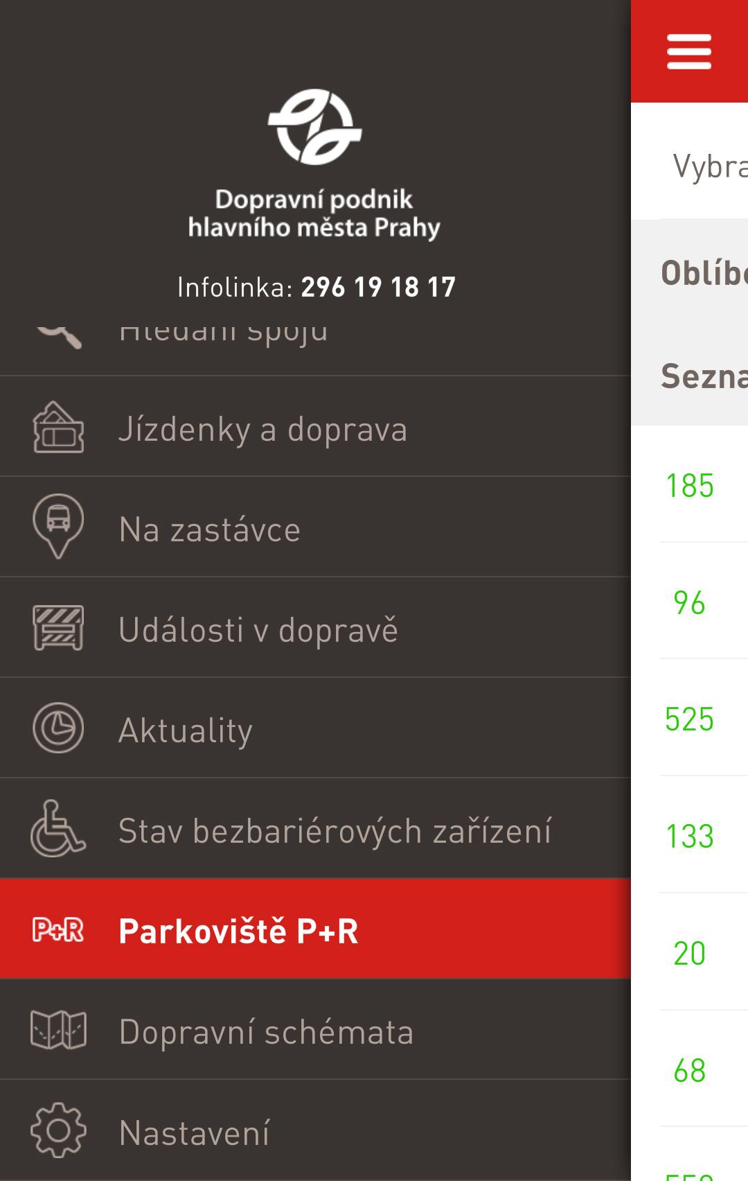 DPP - aplikace screenshot 10