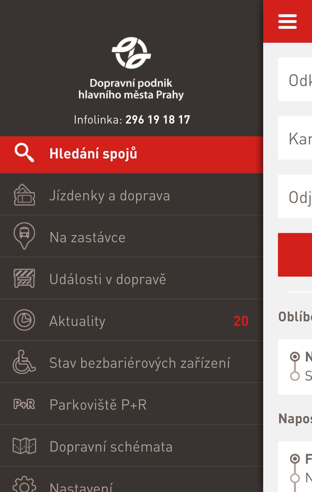 DPP - aplikace screenshot 12
